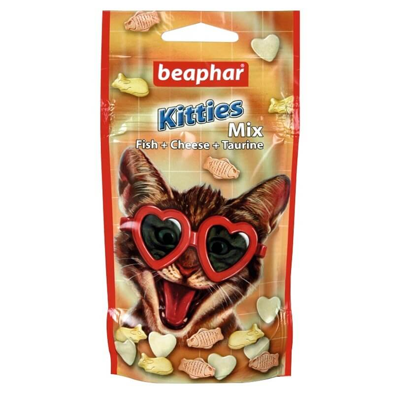 Beaphar Kitties Mıx Vitaminli Tablet 50 Adet