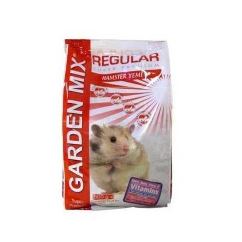 Garden Mix Regular Hamster Yemi 500 Gr