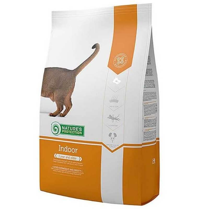 Nature's Protection İndoor Kedi Maması 7 Kg