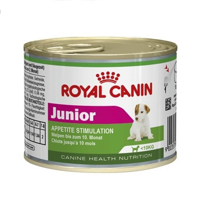Royal Canin Junior Konserve Mama 195 Gr