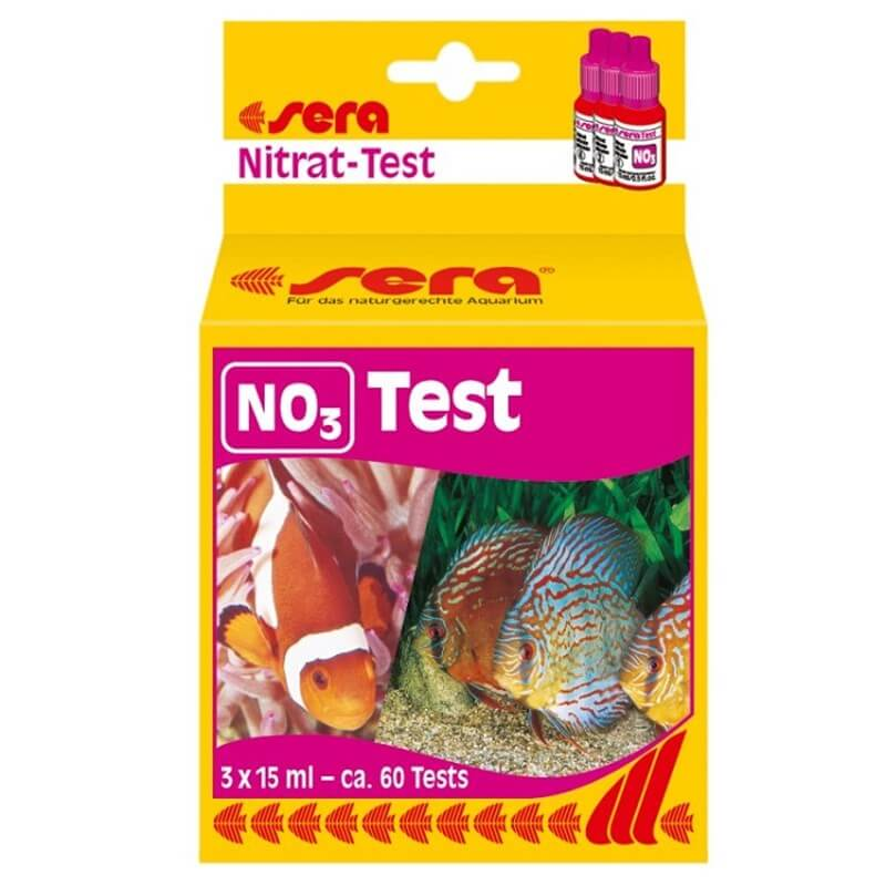 Sera NO3 (Nitrat) Test 15 Ml