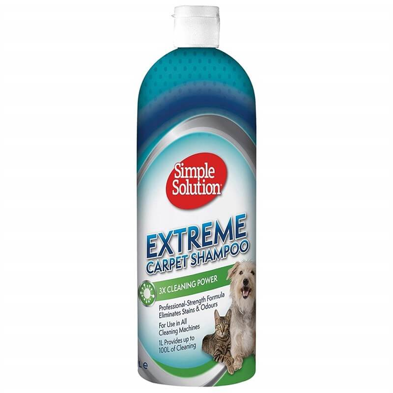 Simple Solution Extreme 3 Kat Etkili Halı Şampuanı 1000ml
