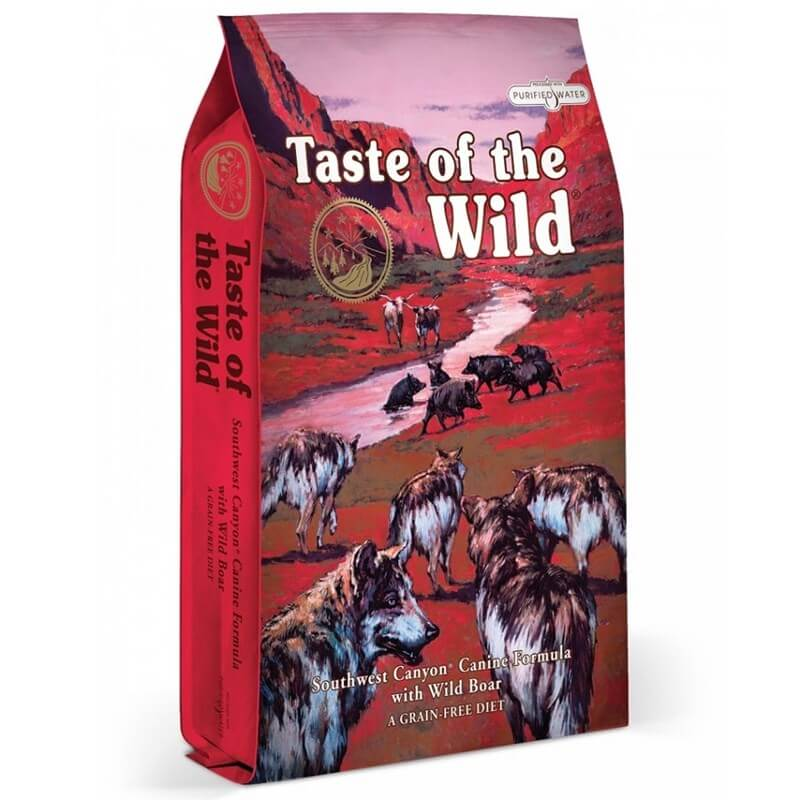 Taste Of The Wild Southwest Yaban Domuzlu Köpek Maması 12,2 kg