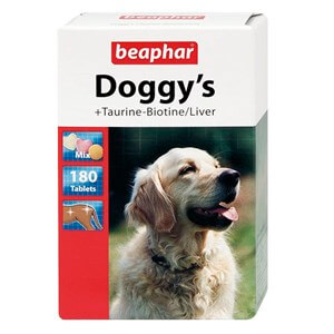 Beaphar Doggys Mix Köpek Vitamini 180 Tablet