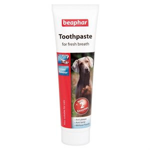 Beaphar Toothpaste For Fresh Breat - Köpek Diş Macunu 100 Gr