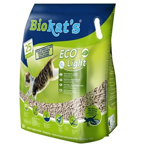 Biokats Pelet Eco Light Kedi Kumu 5 Lt