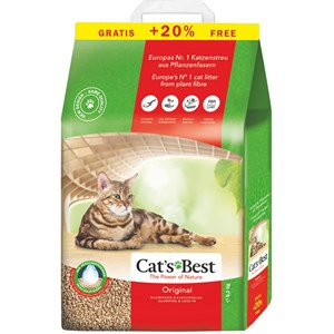 CATS BEST ORİGİNAL 10+2 L (5,2 KG)