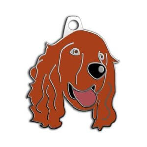 Dalis Pet Tag Cocker Köpek Künyesi