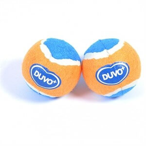 Duvo+ Tennisball Orange Mini Köpek Oyun Topu Ø6CM 2li