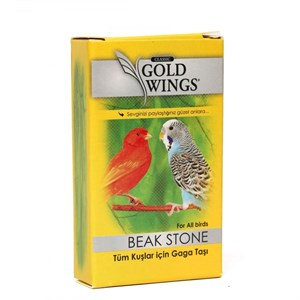 Gold Wings Vitaminli Gaga taşı Kutulu