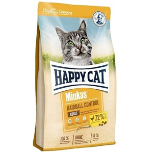 Happy Cat Minkas Hairball Tavuklu Kedi Maması 10 Kg