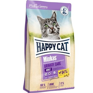 Happy Cat Minkas Urinary Tavuklu Kedi Maması 10 Kg