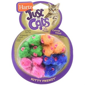 Hartz Just For Cats Kitty Frenzy Kedi Oyun Faresi