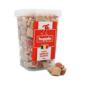 Hupple Soft Marrow Somonlu Köpek Bisküvisi 250 Gr