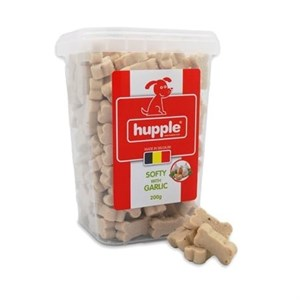 Hupple Soft With Garlic Köpek Bisküvisi 200 Gr