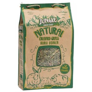 Jungle Kuru Yonca Kemirgen Otu 350 gr