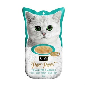 Kit Cat Purr Puree Tuna Hairball  Kedi Ödülü