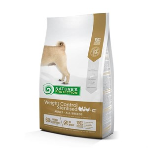 Natures Protection Weight Control Sterilised Köpek Maması 12 Kg