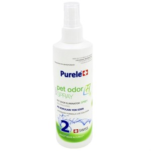 Purele Pet Odor Koku Giderici Sprey 250 ml
