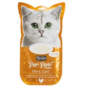 PurrPuree PLUS Skin & Coat (Chicken) 60g