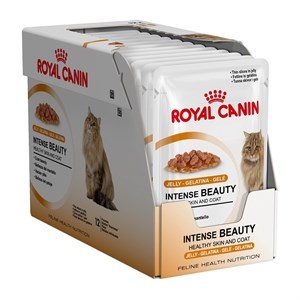 Royal Canin İntense Beauty Jelly Kedi Konservesi 85 Gr 12 Adet