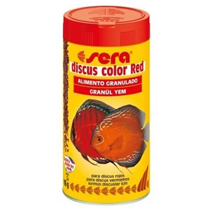 Sera Discus Color Red 250 Ml Balık Yemi