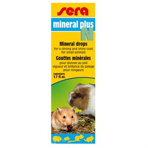 Sera Vitamin Plus N Kemirgen Minerali 50 Ml