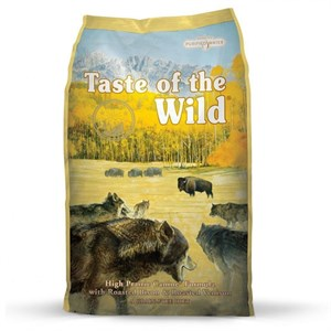 Taste Of The Wild High Prairie Geyikli Bizonlu Köpek Maması 12,2 Kg