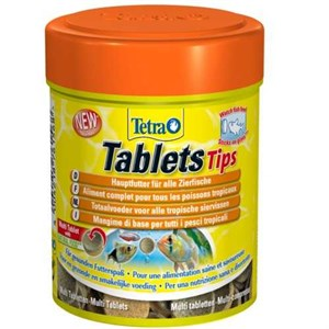 Tetra Tablets Tips 72 Adet