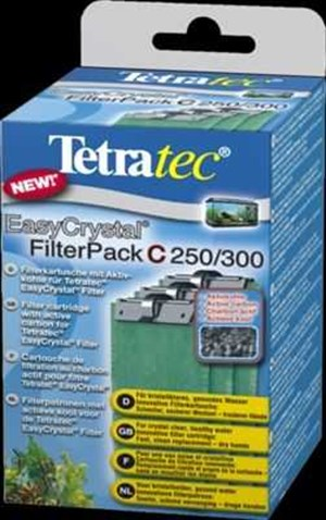 Tetratec EasyCrystall Fılter Pack C250-300